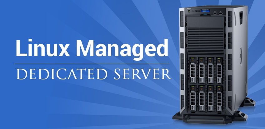 Managed Linux Dedicated Servers in India